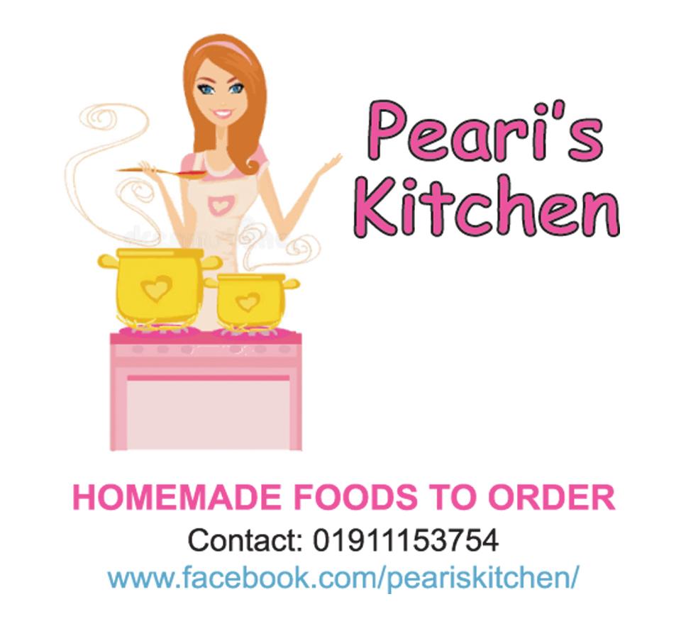 Peari's Kitchen